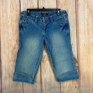 ➡️Tara Harmon for Target Denim Crop Jean Size 9